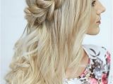Easy Hairstyles for 30 something Bridal Hairstyles 30 Overwhelming Boho Wedding Hairstyles ❤ Boho