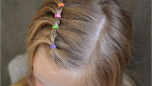Easy Hairstyles for 5 Year Olds Super Cute and Easy toddler Hairstyle