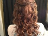 Easy Hairstyles for A Dance Cute Easy Hairstyles for School Dances Hairstyles