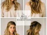 Easy Hairstyles for A Date 4 Easy Date Night Hair Styles for Busy Moms Lynzy & Co