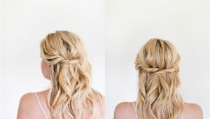 Easy Hairstyles for A Night Out A Quick & Easy Night Out Hairstyle [video]