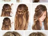 Easy Hairstyles for A Party Party Hairstyles for Long Hair Using Step by Step Easy