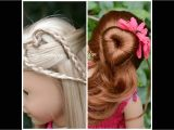 Easy Hairstyles for American Girl Dolls American Girl Doll Hairstyles Inspired by