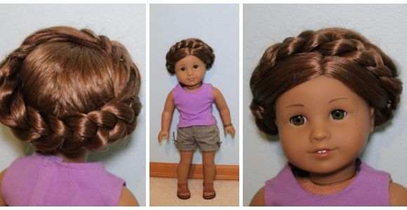 Easy Hairstyles for American Girl Dolls Different Hairstyles for Cute American Girl Doll
