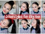 Easy Hairstyles for Bad Hair Days 5 Quick & Easy Hairstyles for Oily & Bad Hair Days