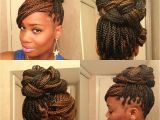 Easy Hairstyles for Box Braids 3 Easy Styles for Box Braids
