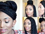 Easy Hairstyles for Box Braids How to Do Box Braids and Braid Cornrows