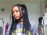 Easy Hairstyles for Box Braids Quick & Easy Box Braid Hairstyles