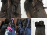 Easy Hairstyles for Christmas Parties 12 Super Cute Diy Christmas Hairstyles for All Lengths