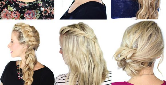 Easy Hairstyles for Christmas Parties 9 Holiday Hairstyles Twist Me Pretty