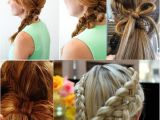 Easy Hairstyles for Christmas Parties Fishtail Braided Bow Ponytail Archives Vpfashion Vpfashion