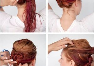Easy Hairstyles for Damp Hair Cute Hairstyles for Long Wet Hair Hairstyles