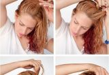 Easy Hairstyles for Damp Hair Get Ready Fast with 7 Easy Hairstyle Tutorials for Wet