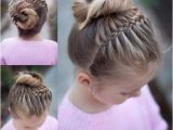 Easy Hairstyles for Dance Class 60 Cute Braids for Kids Adorable Styles for Little
