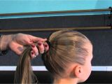 Easy Hairstyles for Dance Class How to Do Recital Hair Ballet & Jazz Classes
