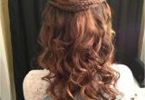 Easy Hairstyles for Dancers Cute Easy Hairstyles for School Dances Hairstyles
