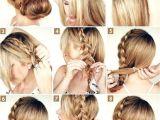 Easy Hairstyles for Girls at Home 37 Tipos De Peinados Con Trenzas Fáciles Paso A Paso 2018