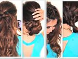 Easy Hairstyles for Girls at Home Simple Hairstyle for Girls at Home Step by Step Daily