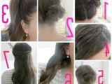 Easy Hairstyles for Girls at Home Simple Hairstyle for Girls at Home Step by Step Easy