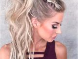 Easy Hairstyles for Going Out 20 Stylish 18th Birthday Hairstyles 2017 for Parties
