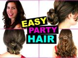 Easy Hairstyles for Going Out Easy & Quick Party Hairstyles Great for Going Out