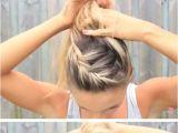 Easy Hairstyles for Going Out Peinados Con Trenzas Fáciles Y Rápidos Peinados Fáciles