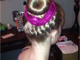 Easy Hairstyles for Gymnastics 33 Best Images About Gymnastics Hair Styles for Meets On