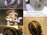 Easy Hairstyles for Gymnastics Competitions 1000 Ideas About Gymnastics Hairstyles On Pinterest