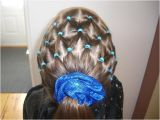 Easy Hairstyles for Gymnastics Competitions Gymnastics Hair Picture Only