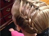 Easy Hairstyles for Gymnastics Gymnastic Meet Hairstyles