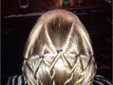 Easy Hairstyles for Gymnastics Gymnastics Hairstyle Hairstyles Pinterest