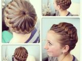 Easy Hairstyles for Gymnastics Gymnastics Hairstyles for Long Hair
