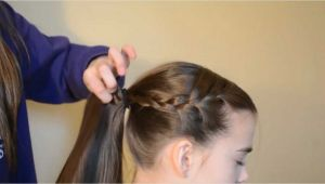 Easy Hairstyles for Gymnastics Meets Gymnastics Meet Hair