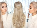 Easy Hairstyles for Hair Extensions 3 Cute & Easy Hairstyles with Hair Extensions