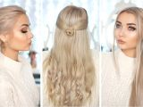 Easy Hairstyles for Hair Extensions Hairstyles with Extensions