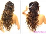 Easy Hairstyles for Homecoming Do It Yourself Easy Do It Yourself Prom Hairstyles Allnewhairstyles