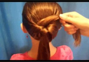 Easy Hairstyles for Kids Long Hair Very Easy Hairstyles for Medium Hair