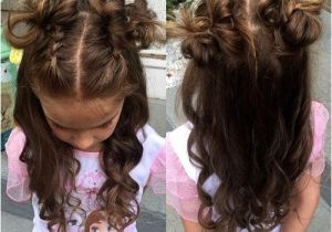 Easy Hairstyles for Little Girls with Curly Hair 40 Cool Hairstyles for Little Girls On Any Occasion