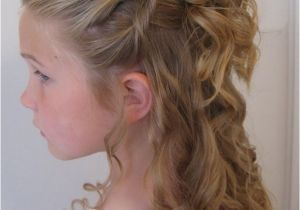 Easy Hairstyles for Little Girls with Curly Hair 47 Super Cute Hairstyles for Girls with