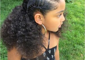 Easy Hairstyles for Little Girls with Curly Hair Simple and Easy Back to School Hairstyles for Your Natural