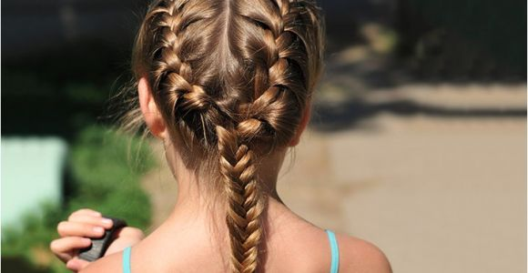 Easy Hairstyles for Long Hair for Kids Kids Hairstyles for Long Hair
