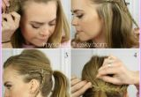 Easy Hairstyles for Long Hair for School Step by Step Cute Easy Hairstyles for Long Hair School Step by