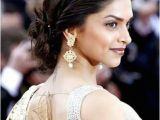 Easy Hairstyles for Long Hair On Saree 20 Cute Celebrities Inspired Hairstyles to Wear with Saree
