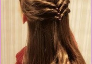 Easy Hairstyles for Long Hair Step by Step for School Cute Easy Hairstyles for Long Hair School Step by