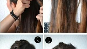 Easy Hairstyles for Long Hair Step by Step for School Easy Hairstyles for School Step by Step