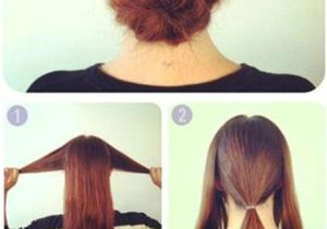 Easy Hairstyles for Long Hair Step by Step for School Simple Hairstyles for Long Hair Step by Step