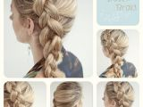 Easy Hairstyles for Long Thick Hair for School 3 Easy Ways Back to School Hairstyles Vpfashion