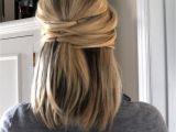 Easy Hairstyles for Medium Length Hair for Party Easy Wedding Hairstyles for Medium Length Hair Simple