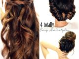 Easy Hairstyles for Medium Length Hair to Do at Home Quick Hairstyles for Long Hair Step by Hairstyles