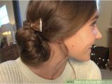 Easy Hairstyles for Middle School 4 Ways to Do Cute Middle School Hairstyles Wikihow